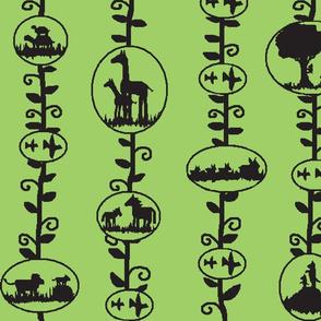 Growing Relationships - Large - Green