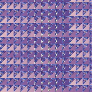 ©2011 quilt slide hydrangea lavender