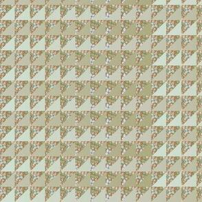 ©2011 quilt slide hydrangea khaki