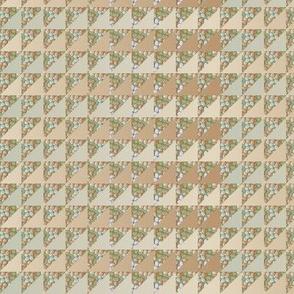 ©2011 quilt slide hydrangea bone tan