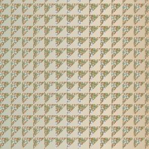 ©2011 quilt hydrangea bone tan