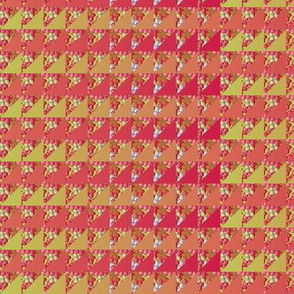©2011 quilt slide hydrangea fire