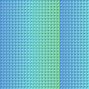 © 2011 quilt hydrangea scale blue green