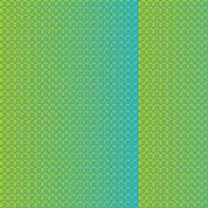© 2011 quilt hydrangea lime green