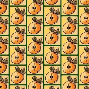peachy-keen apple
