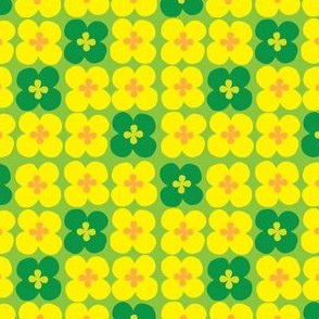 clover (yellow-green)