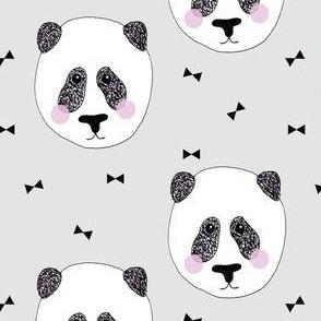 Panda Gray