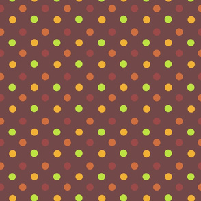 Organic Polka Dots by Cheerful Madness!!