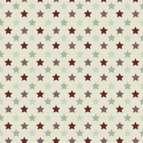 Ice Polka Stars by Cheerful Madness!!