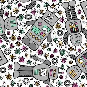 Retro Robots (Spring)