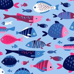 So many fish