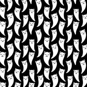 Ghostie Cats (black)