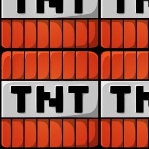 12x12 TNT Pillow