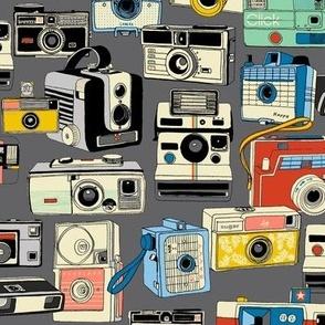Make It Snappy!* (Pepper Pot) || vintage camera illustrations analog photography film photo photographer