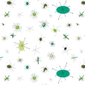 Atomic Starburst Green with Envy 2