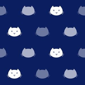 White cats - Coordinate