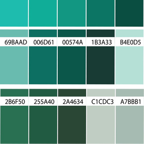 16-04g Color Swatch Map Green-02_Miss Chiff Designs