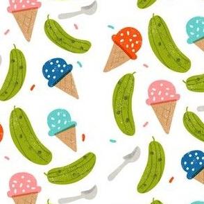 Ice Cream & Pickles