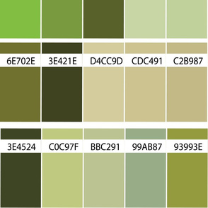 16-04e Color Swatch Map Yellow Green-02_Miss Chiff Designs
