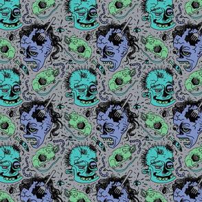 Zombie grossness