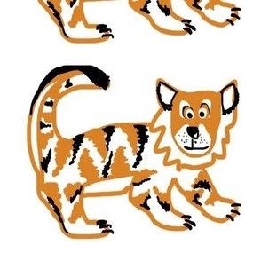 Tiger (centered)