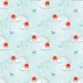 Bluebirds and Rainbow Tears - Boy