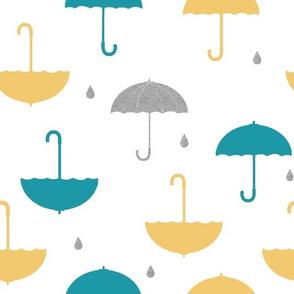 Blue_and_Yellow_Umbrellas