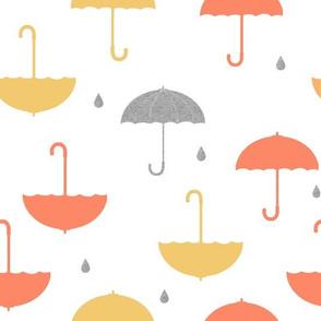 Orange_and_Yellow Umbrellas