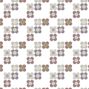 Mod Flower - Multi