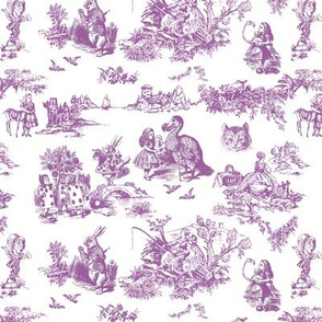 alice lilac  toile de jouy smaller