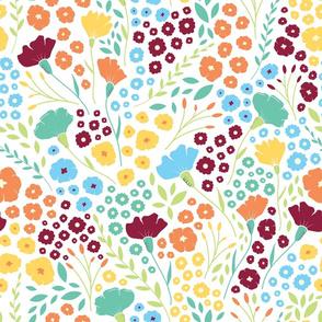 Spring Garden | Bright