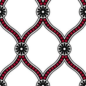 Prima Donna - Black, White, Red
