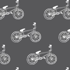 Bicycles Grey