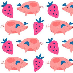 Pigs and Berries