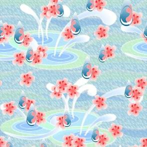 © 2011 Cherry Blossom Rain