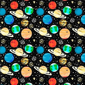 Small Cute Planets