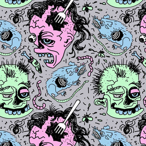 Gross Zombies