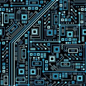 Short Circuits (Blue)