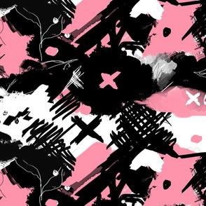 Pink Punk XOX