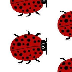 Ladybug (centered)
