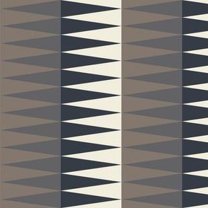 monochrome triangles