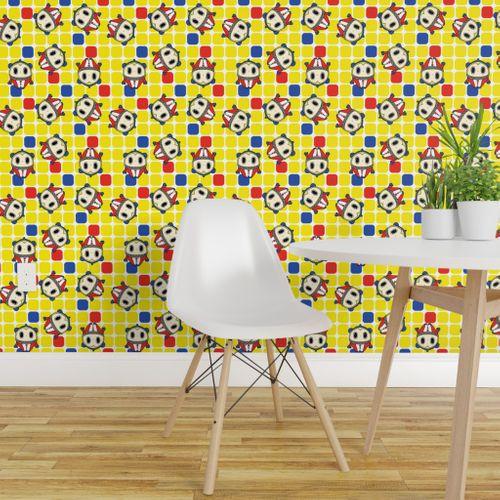 Wallpaper Persona 4 Teddie Original Version