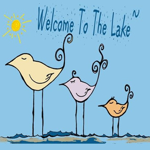 Welcome To The Lake Sandpipers