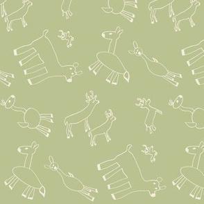 Happy Herd (Celadon)