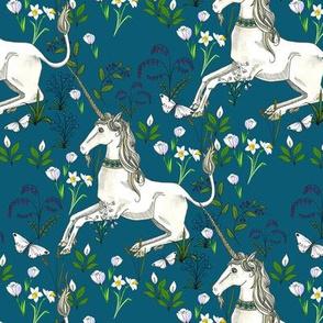 Medieval Unicorns