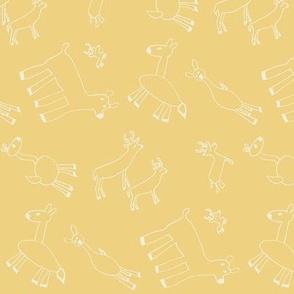 Happy Herd (Yellow)