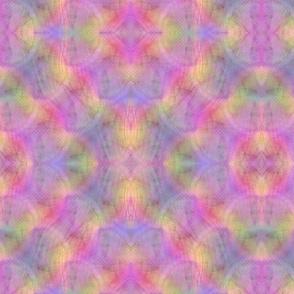 Bright Pastel Dots 8x8