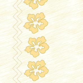 Polynesian Princess Skirt - Child Print