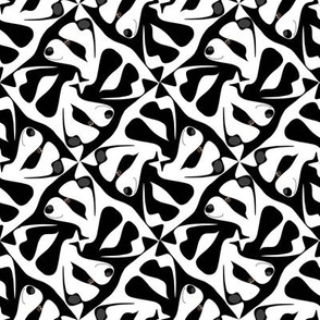 Panda Bear Tessellation