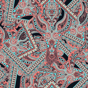 Paisley-Power-scarf-print-paisley-in-red-fawn